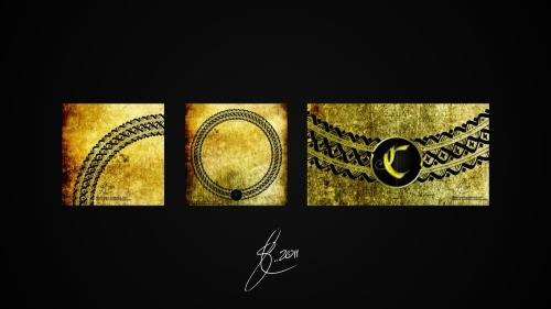 Calligraphy_border_-_round_-_s