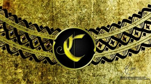 Calligraphy_border_-_round_-_m