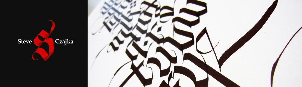 Toronto Calligraphy