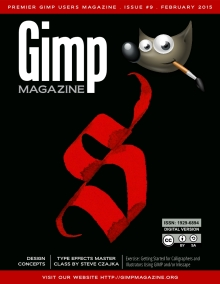 GIMP Magazine - Issue 9 v4-page001